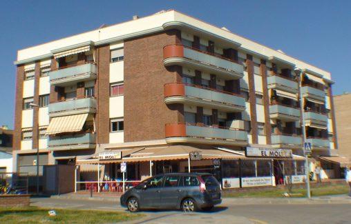 Edifici Rieral 40, Lloret de Mar. Constructora Illes Medes SA